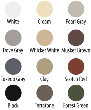 Gutter Guard Colors Gutter Pro Usa